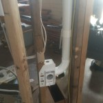 Powered inlet for living area