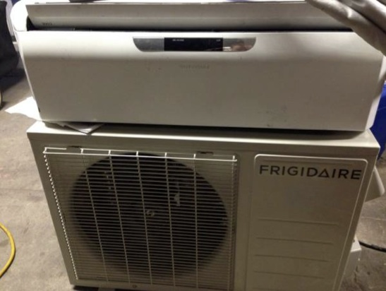 Used Mini Split System Frigidaire