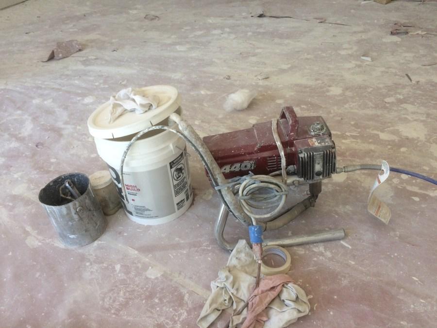 Painter's Paint Pump