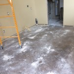 AFTER Drywall Cleanup