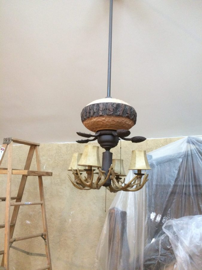 Monte Carlo Ceiling Fan