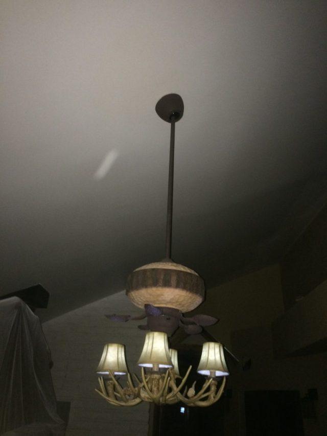 7 watt bulbs in fixture