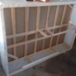 Full bed frame for sale