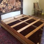 Crosspieces for mattress support