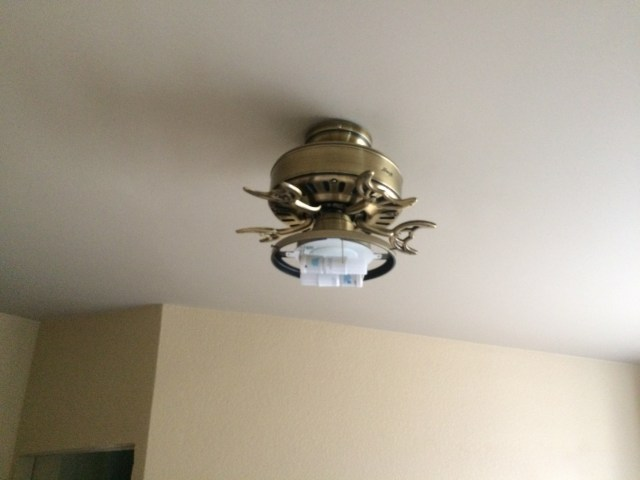 Hugger Ceiling Fan