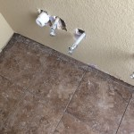 Slanted narrow tiles