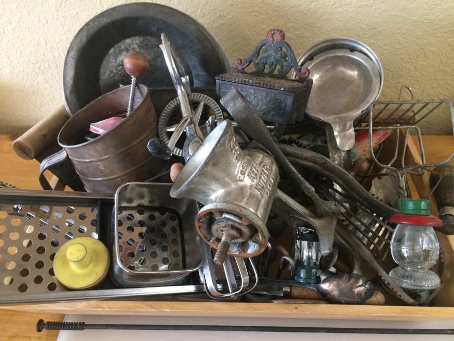 Antique Kitchenware Collection