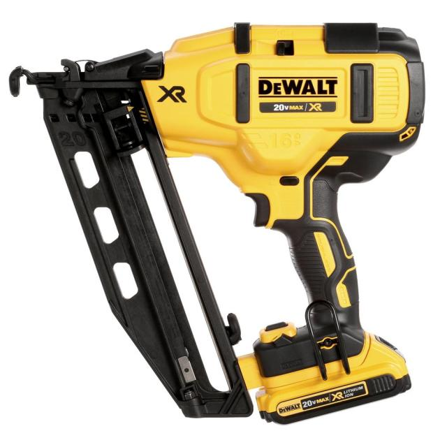 Dewalt finishing nailer