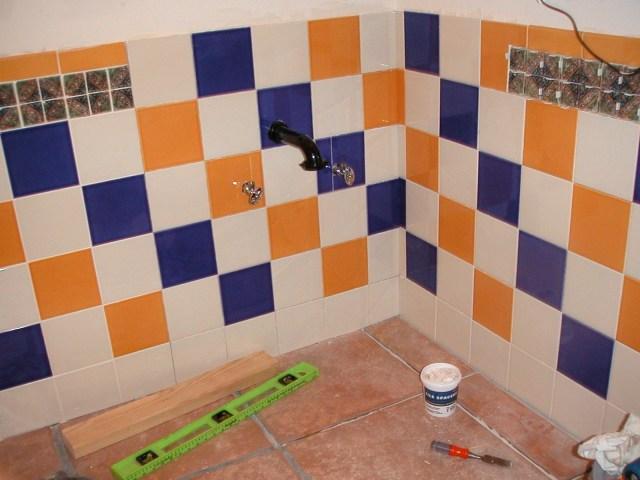 Tempe Bath Vanity Area Tile