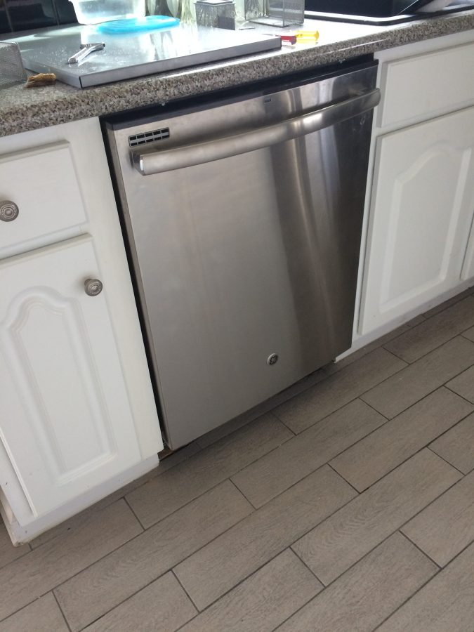 Newer GE Dishwasher