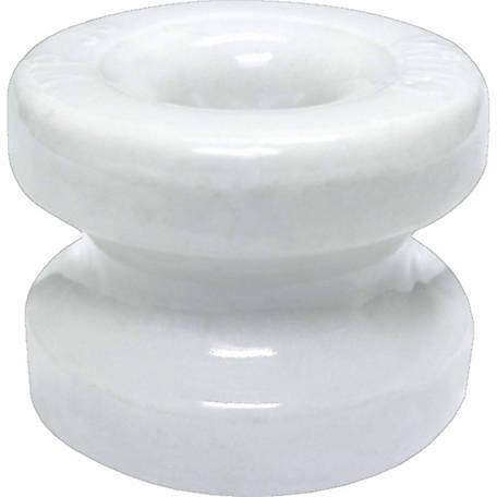 Ceramic fence insulator