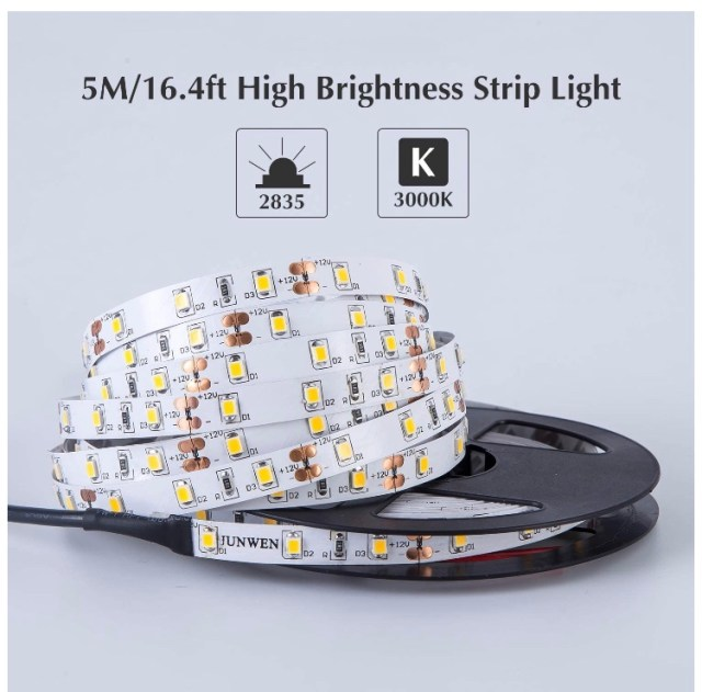 Waterproof dimmable cuttable LED strip