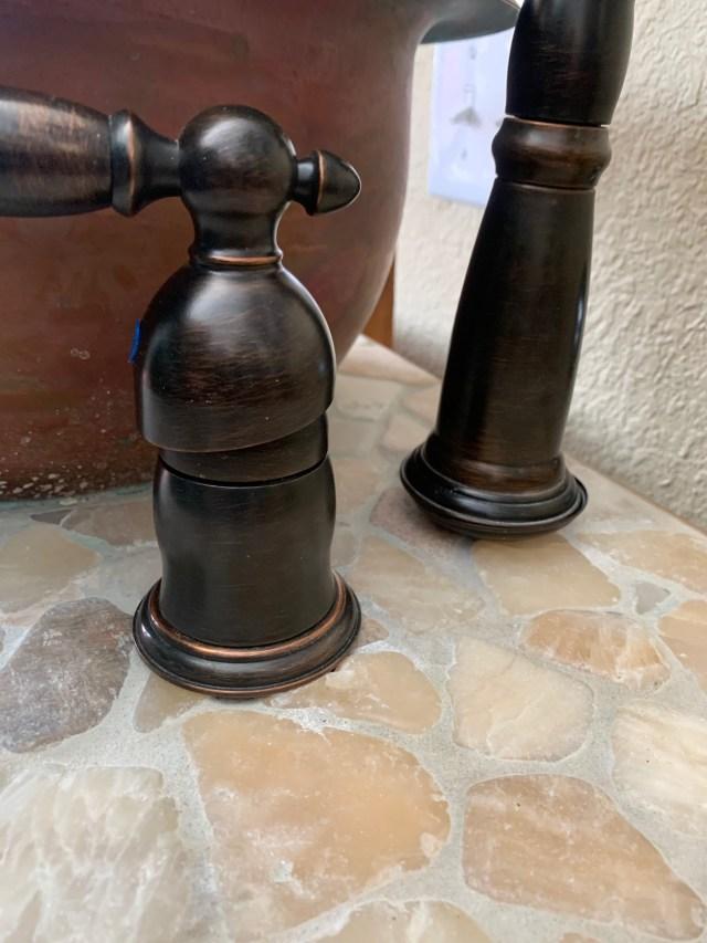 Faucet extension