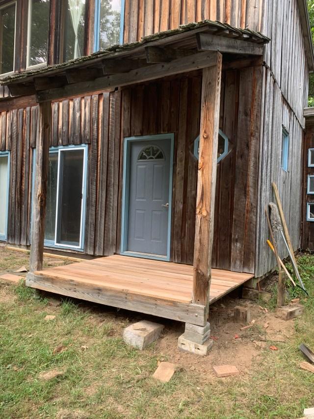 Fixed Porch