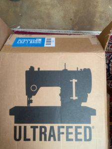 Ultrafeed outer box