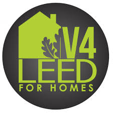 LEED for Home v4 logo