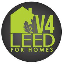 LEED for Home v4 logo
