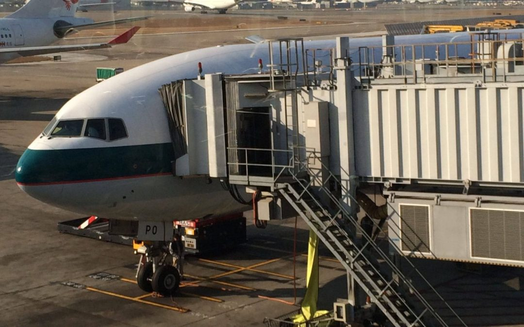 Cathay Pacific First Class – Makes 14hr Flights a Pleasure!