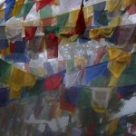 Darjeeling Prayer Flags