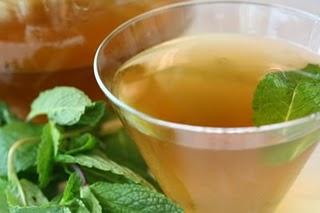 Organic Tea Martini