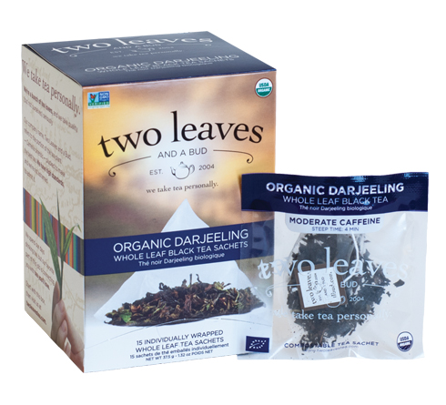 Organic Darjeeling: A distinctive black tea