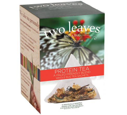 The Protein Tea your Paleo diet can't do without is finally here!