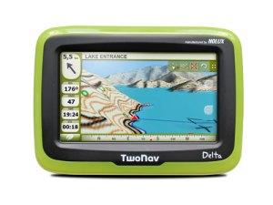 TwoNav Delta est compatible avec Navionics pour la navigation maritime.