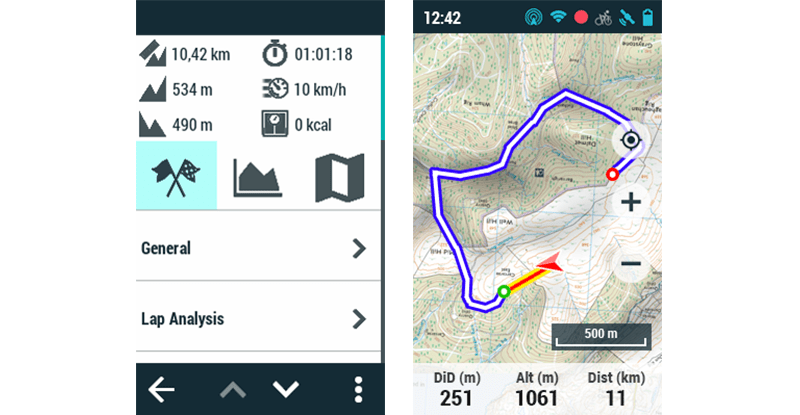 GPS TwoNav : téléchargement d'itinéraires cyclotouristes de France en moins d'une minute