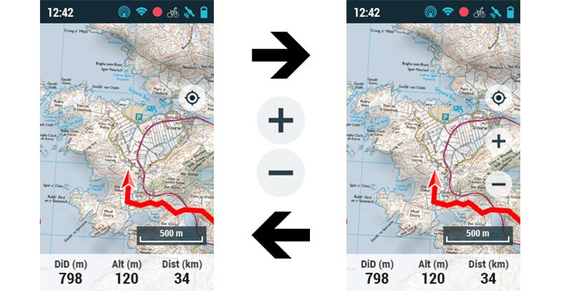 GPS TwoNav: More new features of TwoNav version 4.7