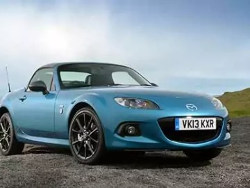 Mazda MX5 Sport Graphite limited edition (c) Mazda