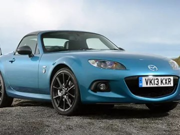 Friday Focus: what makes the Mazda MX5 so good? (c) Mazda