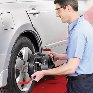 QuickGrip™  wheel alignment sensors