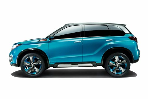 All-New Suzuki Vitara