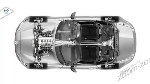 new mx5 chassis