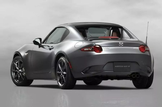 Mazda MX-5 RF rear quarter