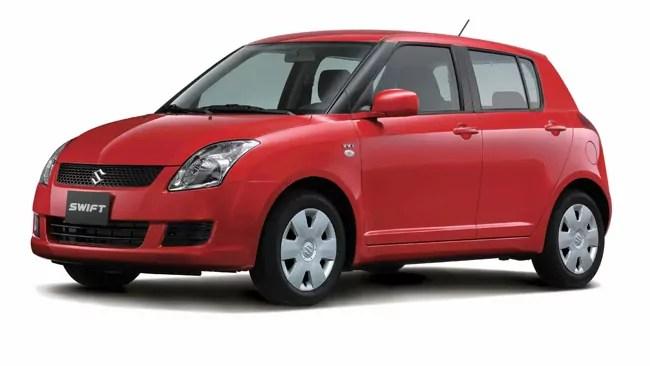 2005 Suzuki Swift | T W White & Sons