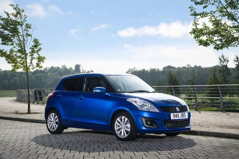 Suzuki Swift | T W White & Sons