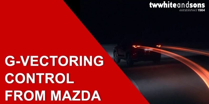 G-Vectoring Control by Mazda
