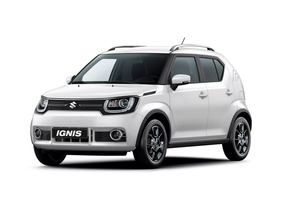 Introducing the Suzuki Ignis