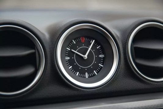 Changing the clock in the Suzuki Vitara