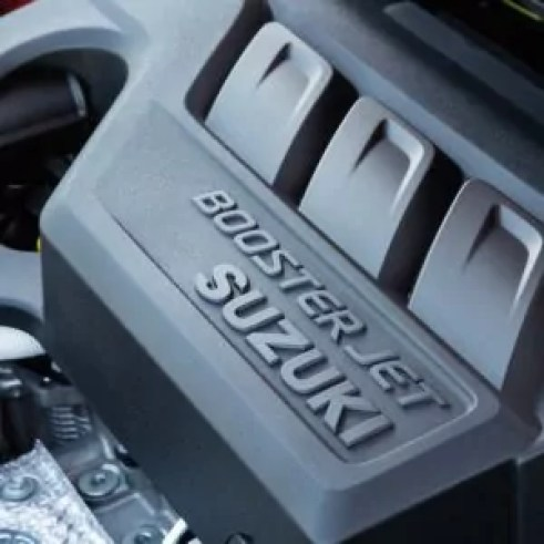 2017 Suzuki Swift BoosterJet Engine