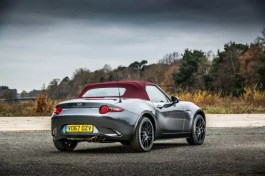 MX-5 Z-Sport rear quarter