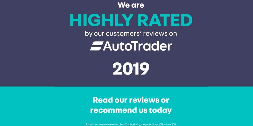 2019 AutoTrader Awards - Dealer Reviews