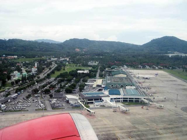 Thailand Phuket Airport / VTSP