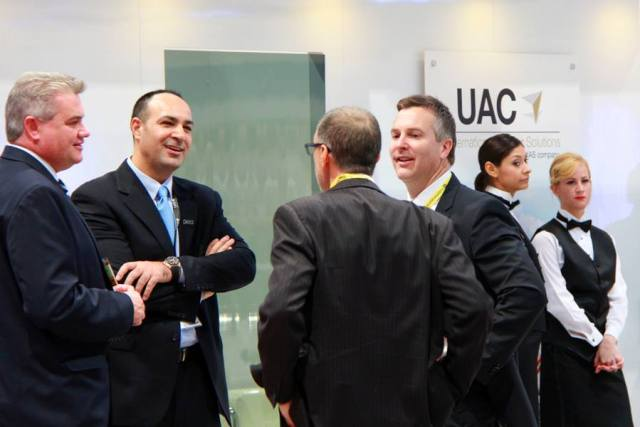 Bizav is buzzing in Brazil – UAS LABACE 2013
