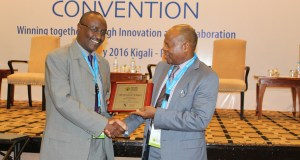 UAS Receive AFRAA Recognition Award
