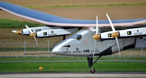 Solar Impulse 2 Completes Historic Flight