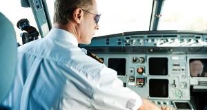 solitary pilot