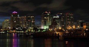 Flight Operations to Palm Beach Florida