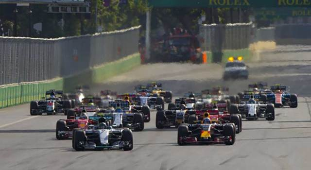 Baku GP